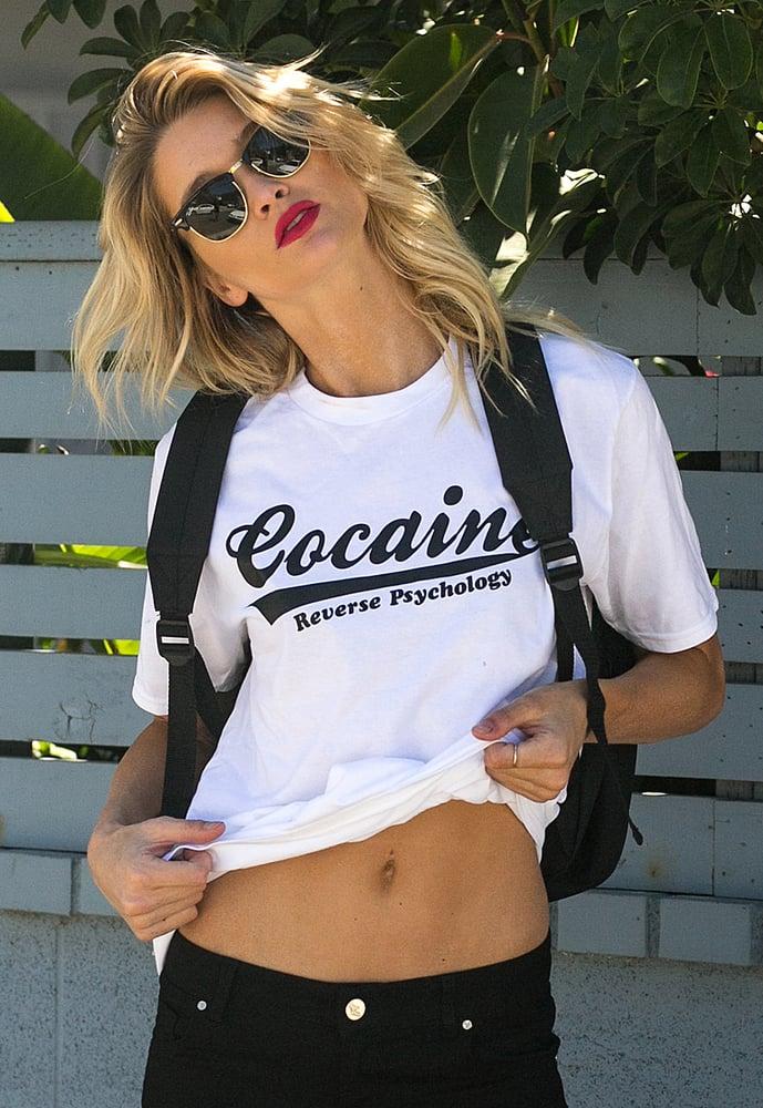 Image of Cocaine Designer Street Fashion T Shirt