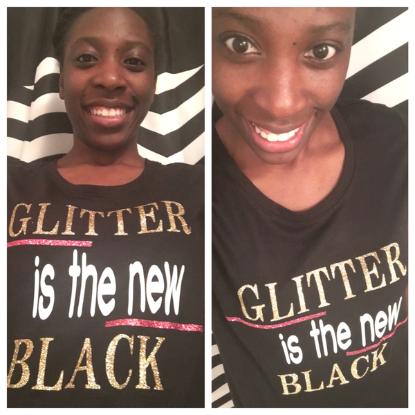 Image of Glitter Is The New Black