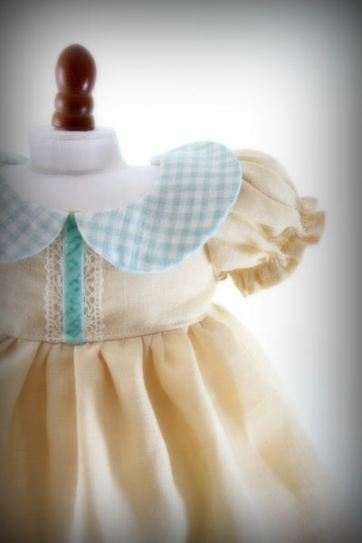 Image of Cream and Sugar Dress