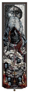 Image of VALAR MORGHULIS - Call the Banner series3 - GOD OF DEATH