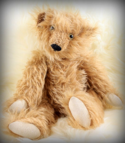 "Image of Martin 12"" jointed bear"