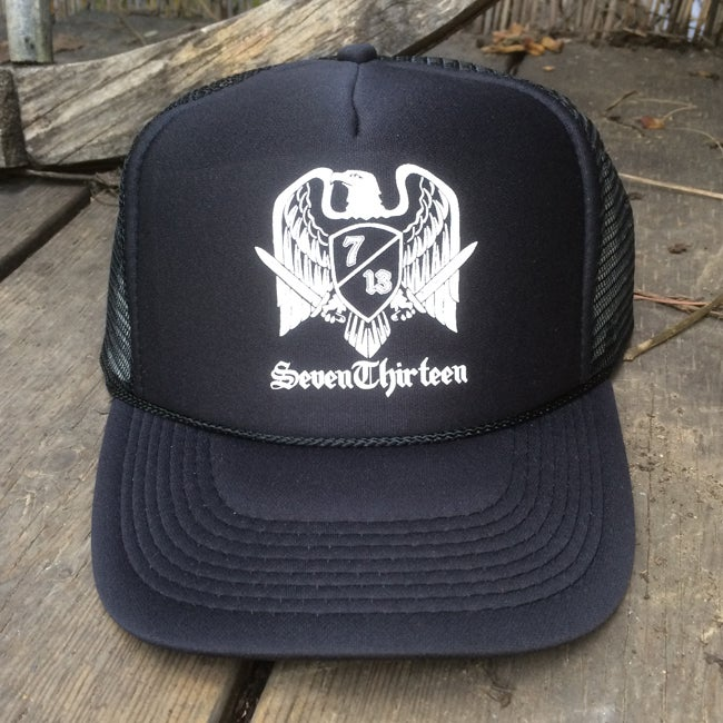 Image of Seven Thirteen Battle Eagle Hat