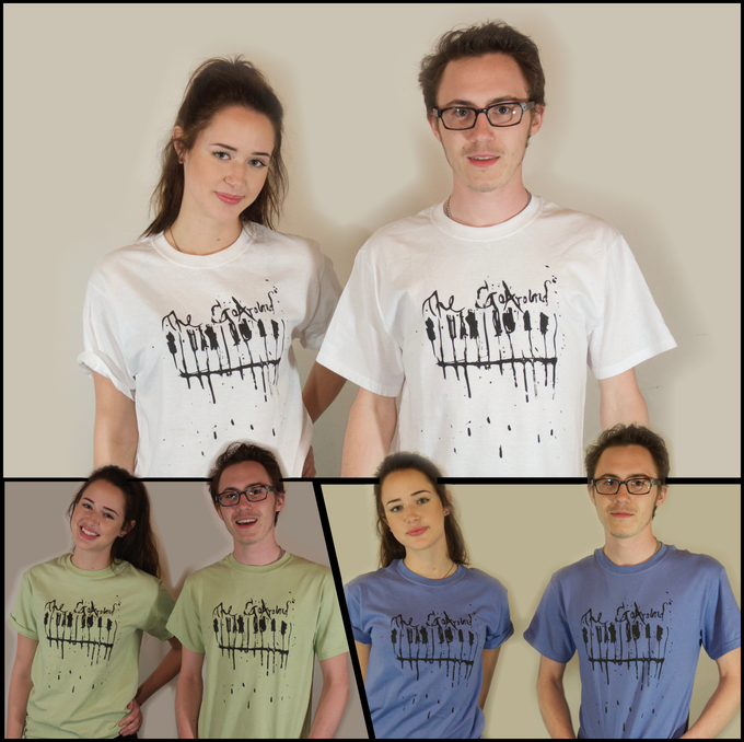 Image of Dripping Piano T-Shirt