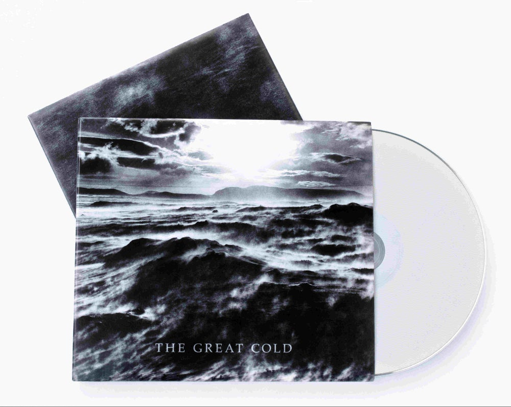 """Image of """"The Great Cold""""  CD"""