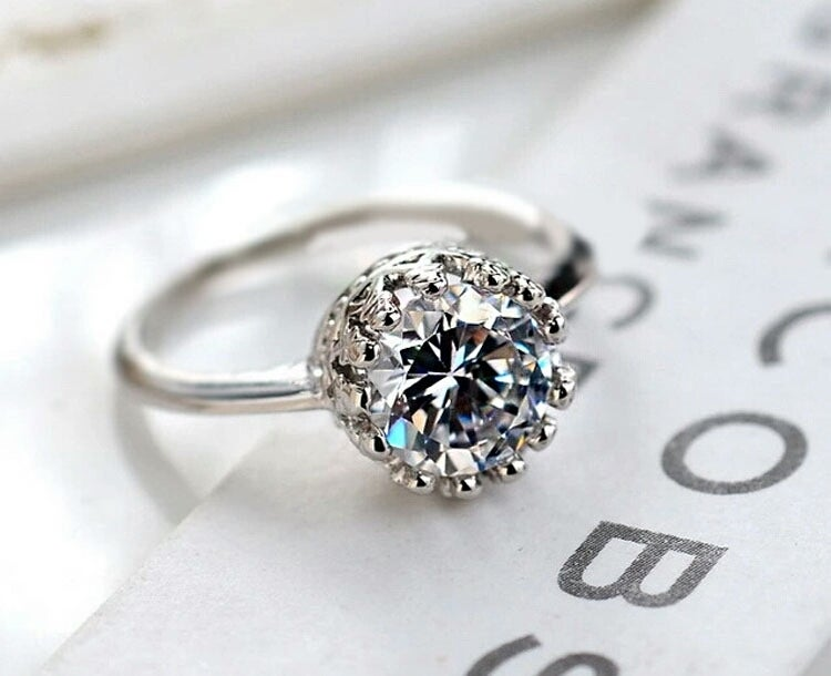 Image of Tulip Dazzle Ring