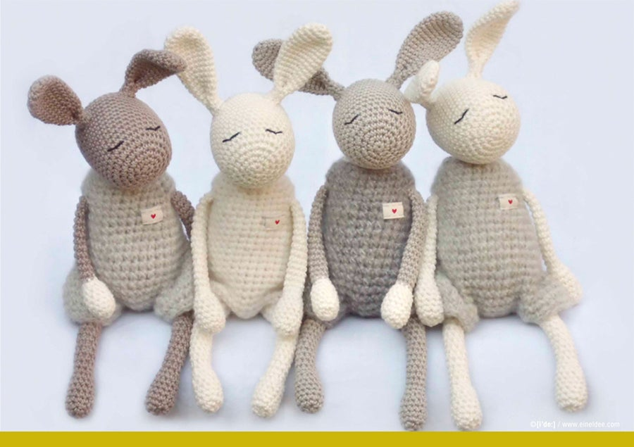 eineIdee — Crochet Pattern for \