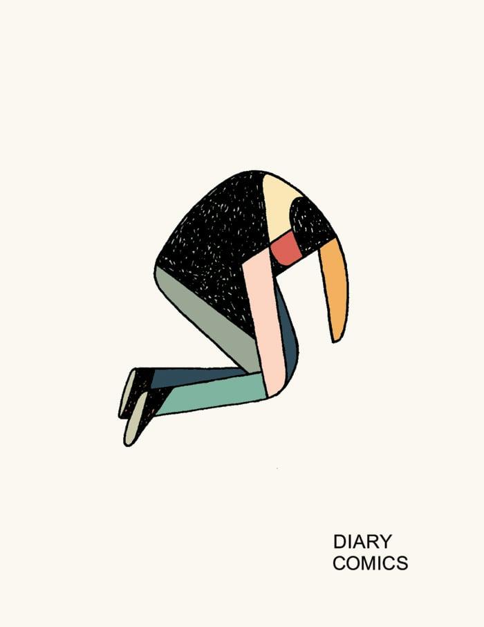 Image of DIARY COMICS #5