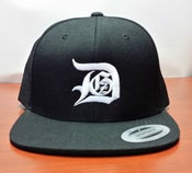 Image of Demigodz: Official DGZ Snapback Hat