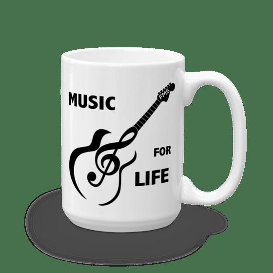 Image of FMS 15 Oz White Mug