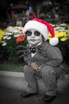 Baby Jack Skellington Costume