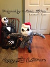 Child Jack Skellington Costume Custom Made