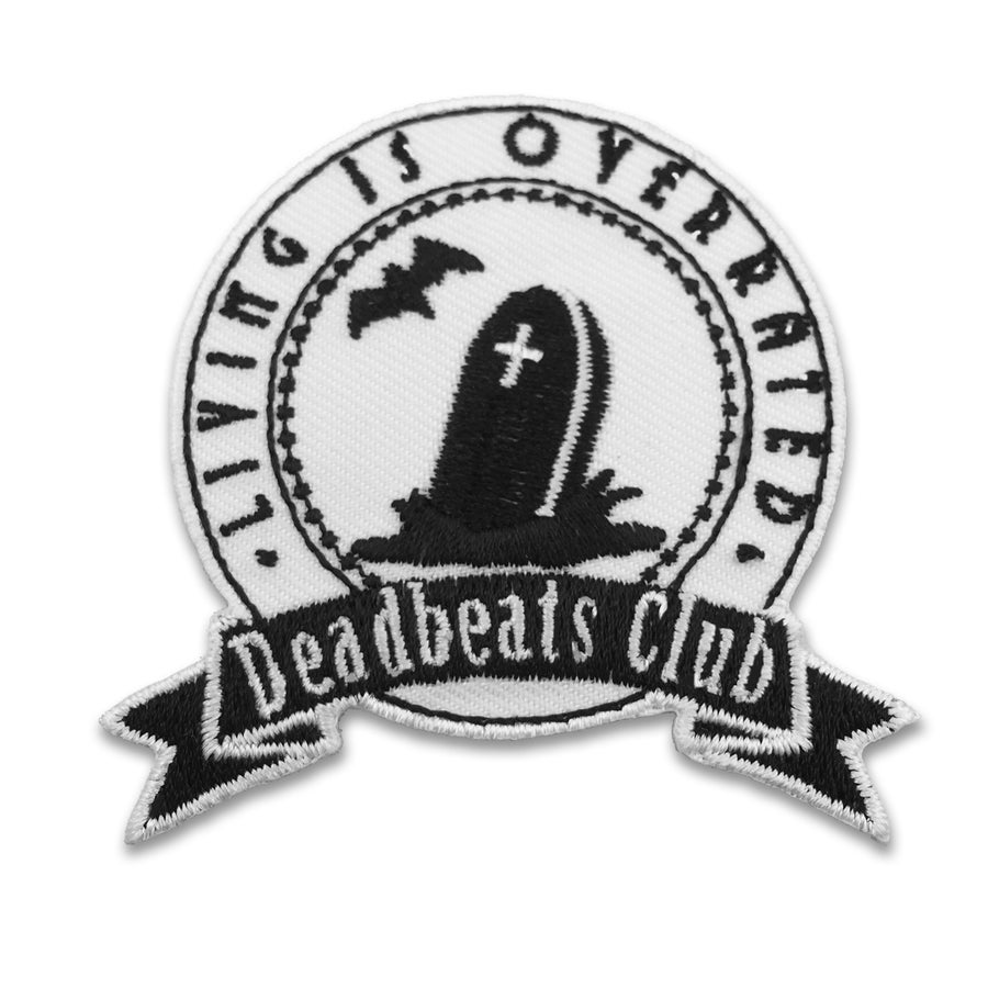 Image of Deadbeats Club: Grave Patch