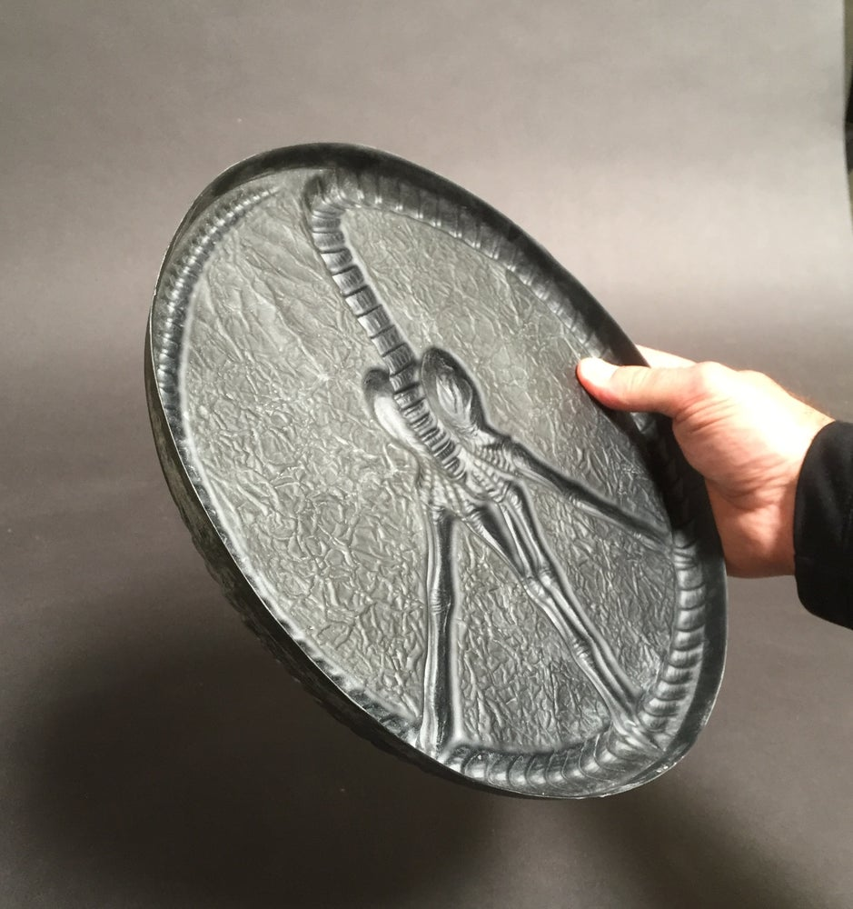 Image of Facehugger wall relief (Ultra Light weight)