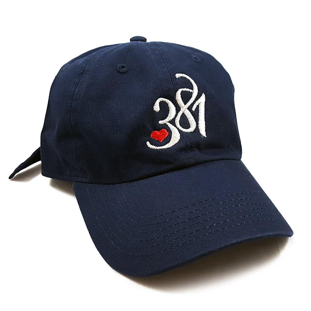 Image of 381 Sport Cap in Navy