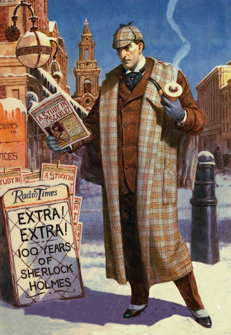 Image of Sherlock Holmes  - Study in Scarlet