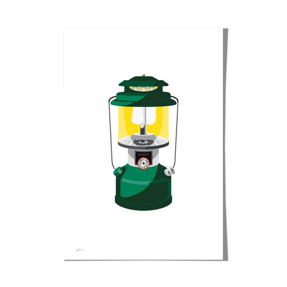 Image of Rookeeroo- Lantern Print (Full Color)