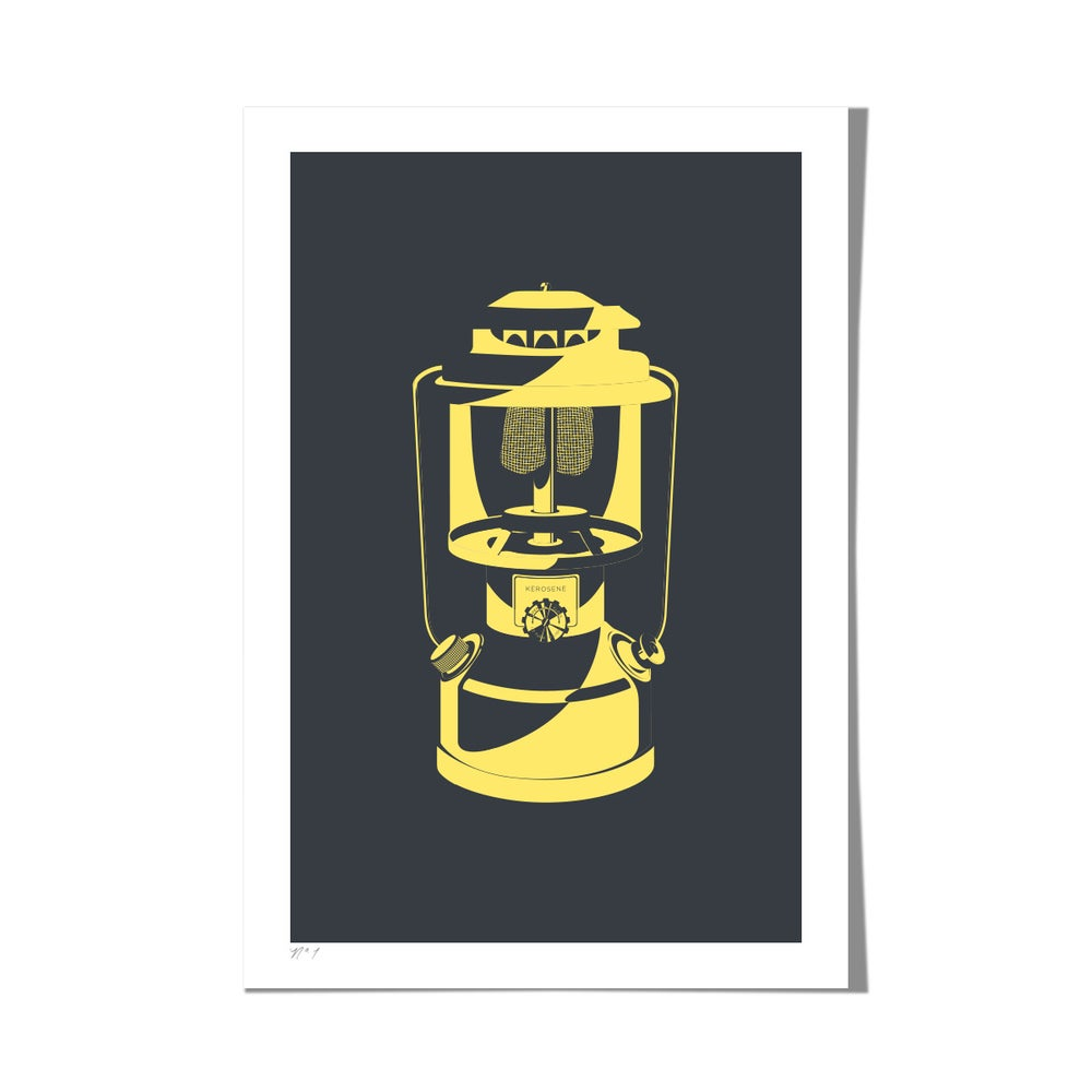Image of Rookeeroo Lantern Print- 2 Color