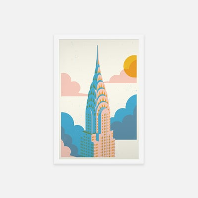CHRYSLER BUILDING - Sorry.