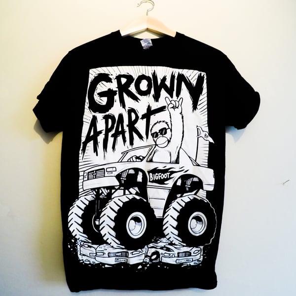 Image of Grown Apart Bigfoot T-shirt