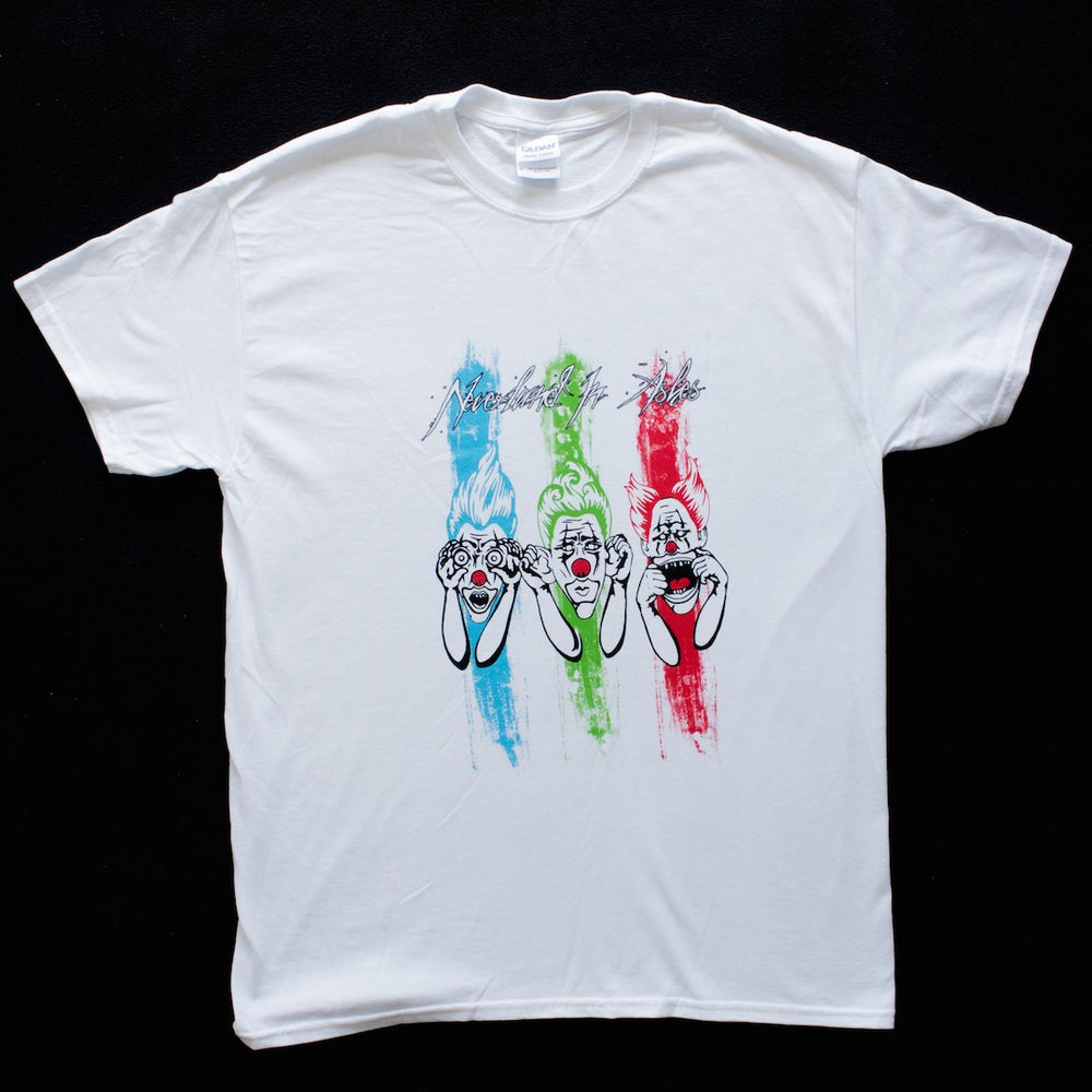 "Image of Shirt ""Clowns"""