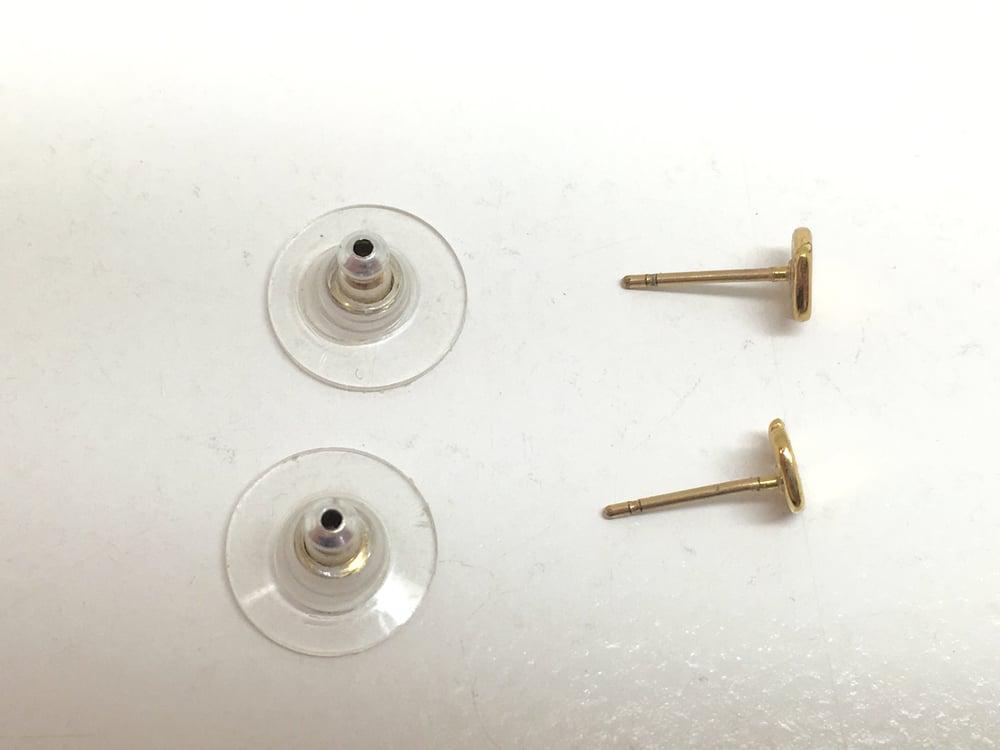 Image of Kate Spade New York Spade Mini Studs