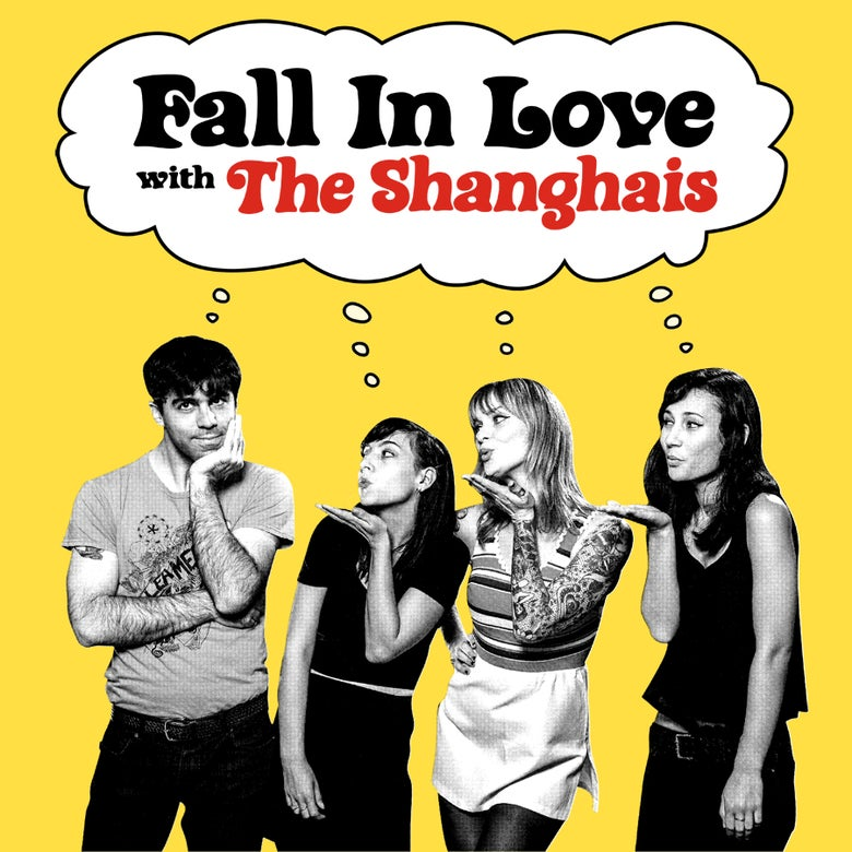 "Image of OUT NOW: Shanghais ""Fall In Love With The Shanghais"" 7""!!!"