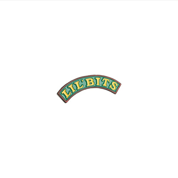 Image of Lil' Bits Logo Pin