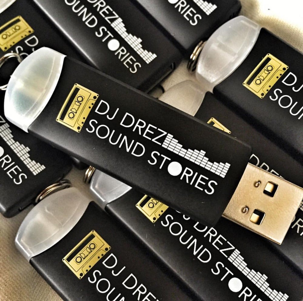 Image of DJ Drez Sound Stories