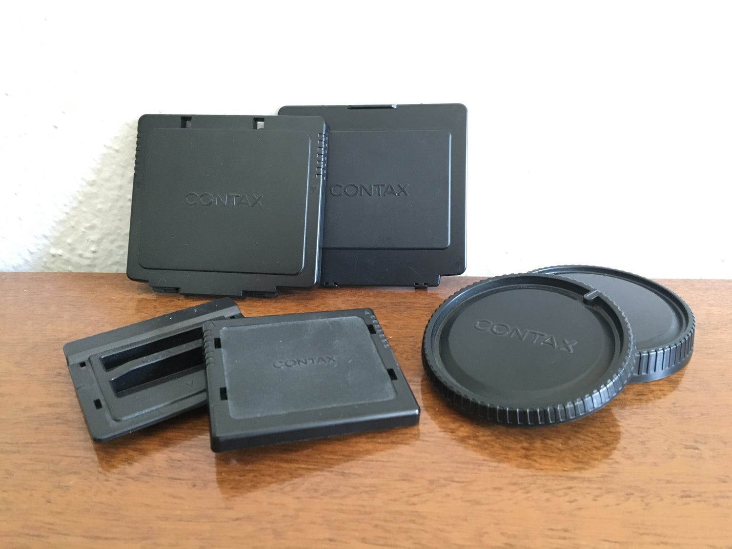 Image of Contax 645 protective cap set - SALE!