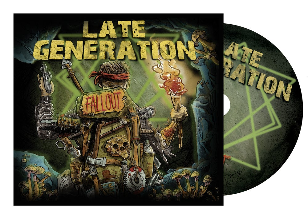 Image of Fallout EP