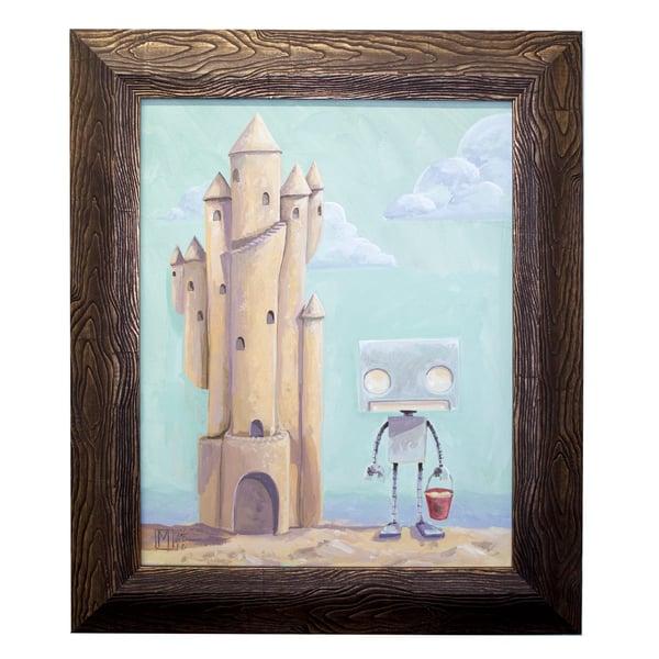 My Castle - Matt Q. Spangler Illustration