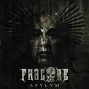 Image of 'Asylum' CD (2016)