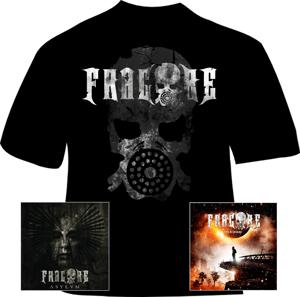 Image of 2 CD + 1 T-Shirt