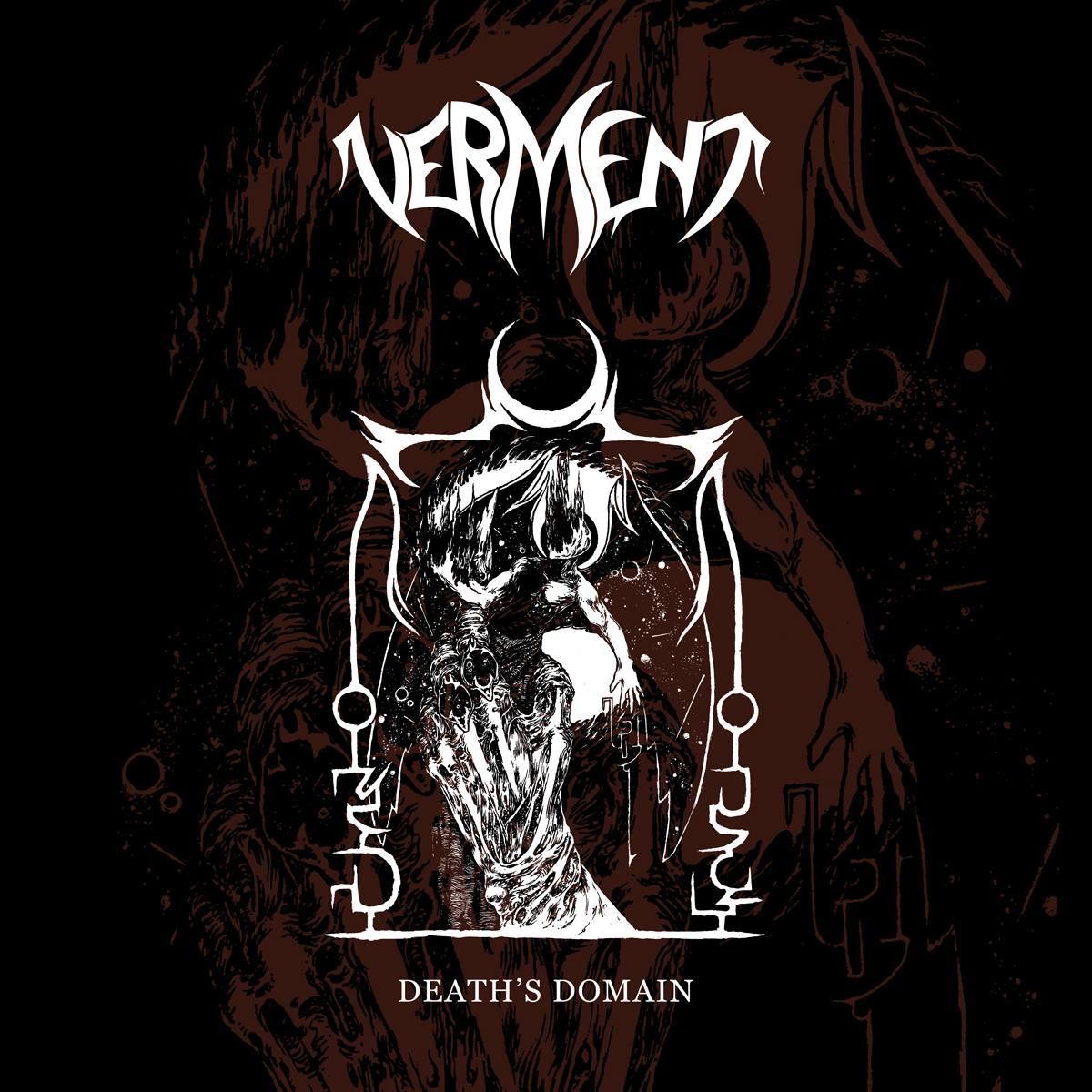 Death's Domain EP CD