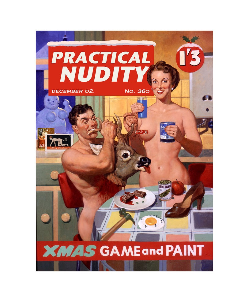 Image of Practical Nudity