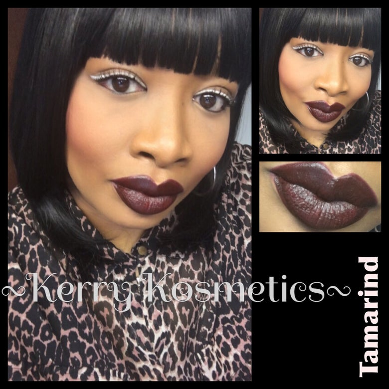 Image of (Matte) Luscious Lipstick- TAMARIND