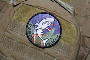 Image of Shark Patches, Original Color (Restocked!)