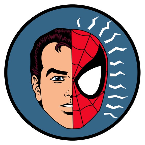 Image of Spidey Sense Pin