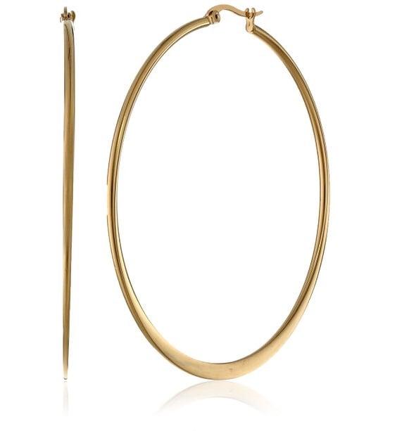 Image of Classic Hoop Earrings