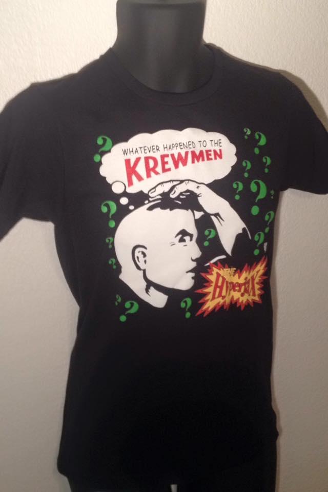 Image of Whatever happened to the krewmen? T-Shirt