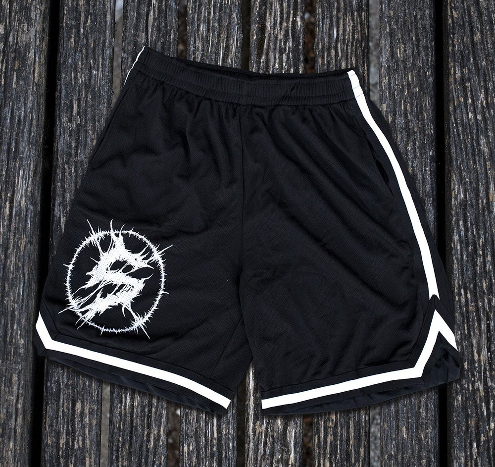 Image of Slaveyard Mesh Shorts