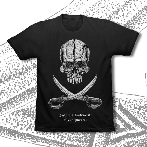 Image of Fscr x Bbr - Tshirt version