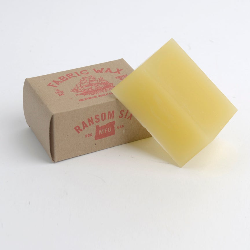 Image of Fabric Wax 3.5oz Bar