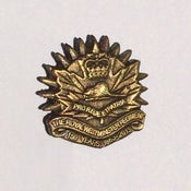 Image of Westie Regimental Lapel Pin