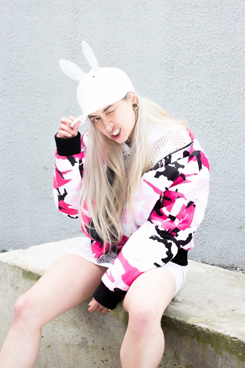 Image of Bunny Ears snapback by MODU