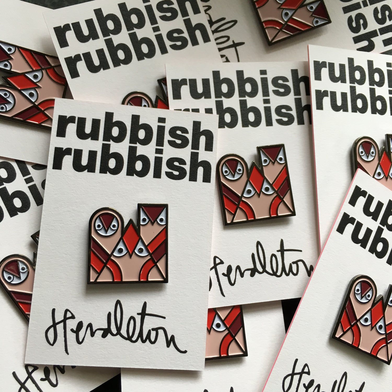 Image of Rubbish Rubbish 31 Don Pendleton