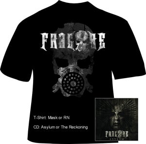 Image of CD + T-Shirt