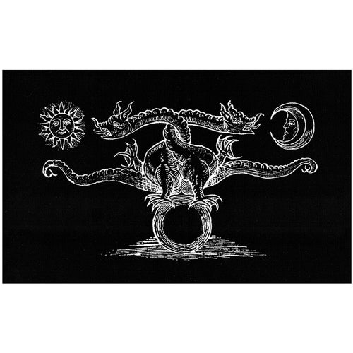 Image of Alchemical Dragons Back Patch
