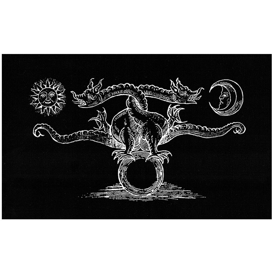 Image of Alchemical Dragons Backpatch