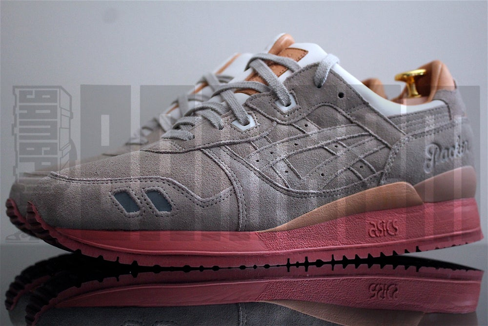 "Image of Asics GEL-LYTE III ""PACKER - DIRTY BUCK"" SPECIAL EDITION"